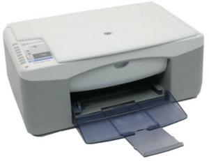 HP Deskjet F380