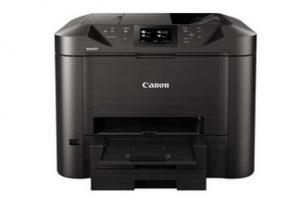 Canon MAXIFY MB5100 Driver Download