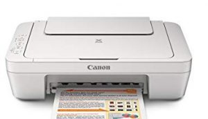 Canon PIXMA MG2520 Driver and Software Download